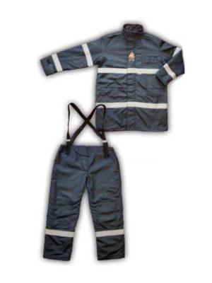 Costum de protectie pentru pompieri NOMEX 2