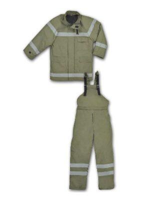 Costum de protectie pentru pompieri NOMEX