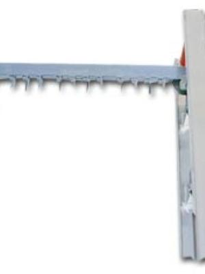Incarcare maxima admisibila: 150kg Lonjeroane si trepte din aliaj de aluminiu extrudat Cioc de prindere INOX AISI 304 Caracteristici generale - latime scara: max.350 mm - dimensiuni lonjeroane: 61,4 x 23 mm - dimensiuni trepte: 28 x 28 mm - grosime pereti lonjeroane si trepte: 1,3 mm - distanta intre trepte: max. 280 mm Greutate totala max. 15 kg